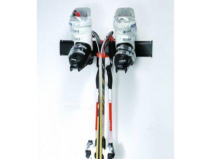 Držák na lyže a lyžařské boty na zeď - ZS28404