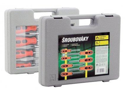 Šroubováky sada 7ks - 09500