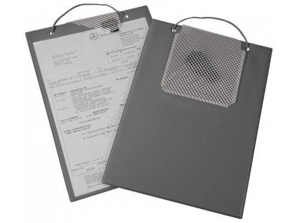 Desky na zakázky - A4 - šedé - 454100121
