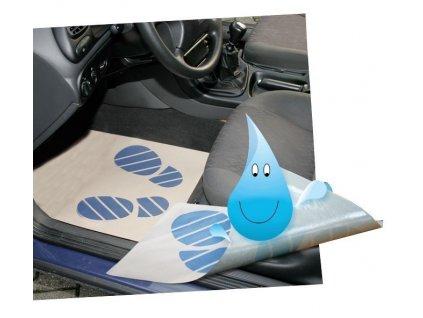 Ochrana koberce Paperplast - role 500ks - 339080080