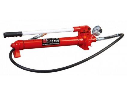 Hydraulická pumpa s měřákem 10t - T71001B1