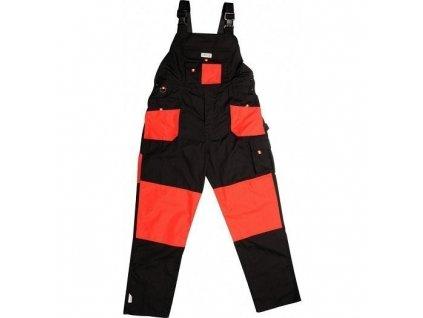 Pracovní kalhoty laclové - velikost XL - YT-8033