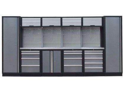 Kvalitní PROFI dílenský nábytek 3920 x 465 x 2000 mm - TGS1300A99