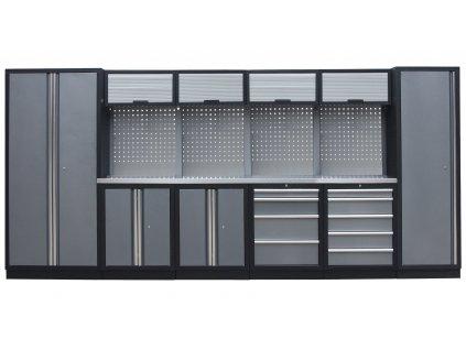 Kvalitní PROFI dílenský nábytek 4235 x 465 x 2000 mm - TGS1300BB6