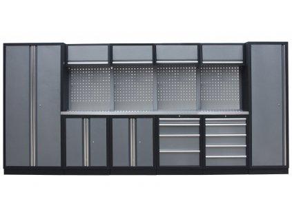 Kvalitní PROFI dílenský nábytek 4235 x 465 x 2000 mm - TGS1300BB5