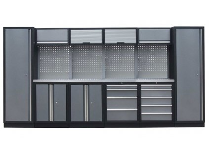 Kvalitní PROFI dílenský nábytek 3920 x 465 x 2000 mm - TGS1300BB7