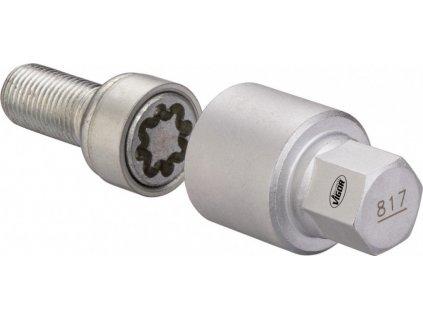 """Nástavec na bezpečností šrouby kol AUDI """"profil čtyřlístek"""" 803 - V4698-803"""