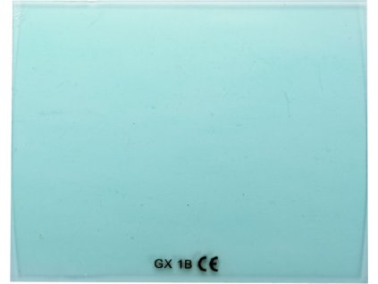 Krycí sklo 123x98mm pro svářečskou kuklu YT-73921, sada 5ks - YT-73924