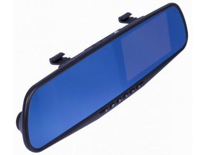 Zpětné zrcátko / záznamová FULLHD kamera / parkovací kamera do auta s LCD displejem - DC06