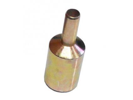 Redukce závitu M8 na 6 mm kolík pro leštící kotouče - TJ2350K1P