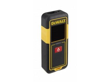 Laserový měřič vzdálenosti 30 m - DW033
