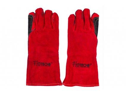 """Svářečské rukavice vel. 14"""" - HT433114"""