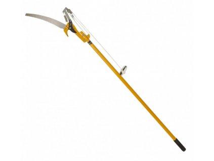 Teleskopické nůžky na větve s pilkou - HT354961