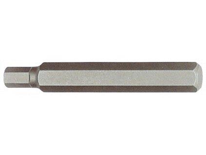Bit IMBUS 8 mm, délka 75 mm - LIBHE37580