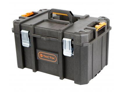 Vodotěsný plastový kufr 528 x 371 x 310 mm - TC320361