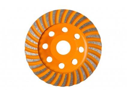 Diamantový brusný kotouč 115 mm, pohárový - HT570502