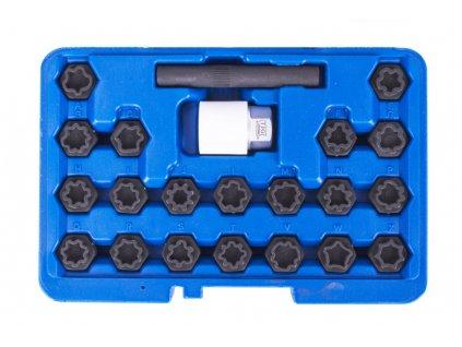 Sada 22 ks klíčů na kola pro vozy VAG - TJ1323