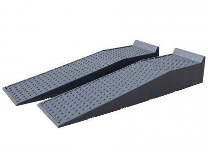 Nájezdové rampy 10t pro nákladní vozy - pár - TS290