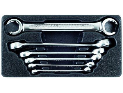 Stranové klíče ve výplni do dílenského vozíku 6 dílů - LIACK274007