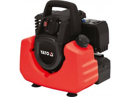 Benzínová elektrocentrála 880 W - YT-85481