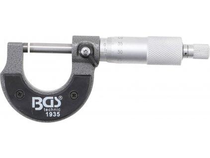 Mikrometr , 0 - 25 mm - B1935