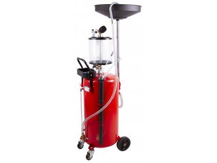 Olejová jímka s odsáváním 90 l - TRG2090 (BR2090)