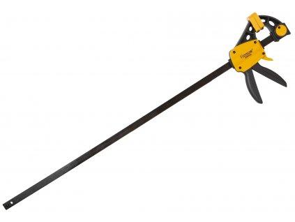 Rychloupínací truhlářská svěrka, 600 mm - HT290706