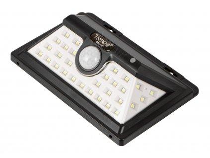 Solární nástěnné světlo, LED, 5 W - HT440401