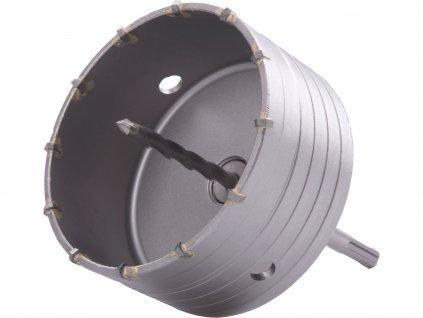 Vrták SDS PLUS do zdiva korunkový, O 125mm x 110mm, M22