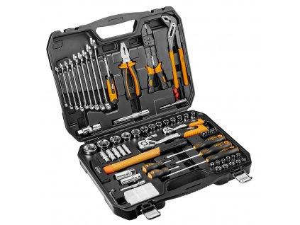 "Gola sada 1/4"" a 1/2"", 100 kusů - NEO tools 08-920"