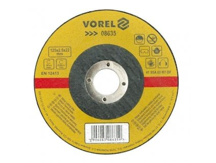Kotouč na kov řezací, 180 mm, Vorel - TO-08638