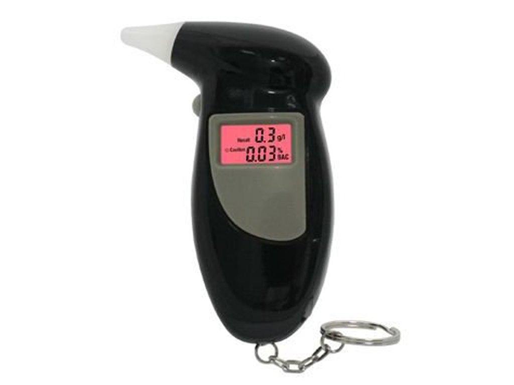 Digitální alkohol tester - měřící přístroj alkoholu