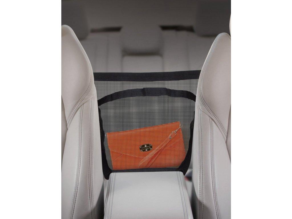 Organizér mezi přední sedadla do auta