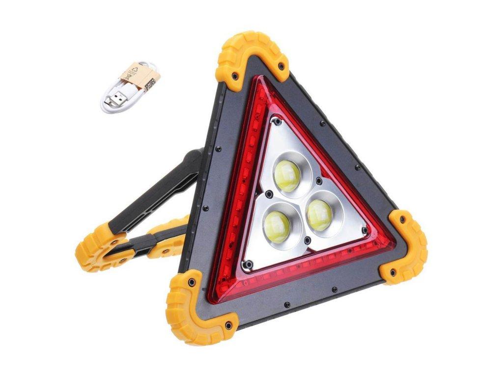 Multifunkční přenosný LED reflektor W837/838