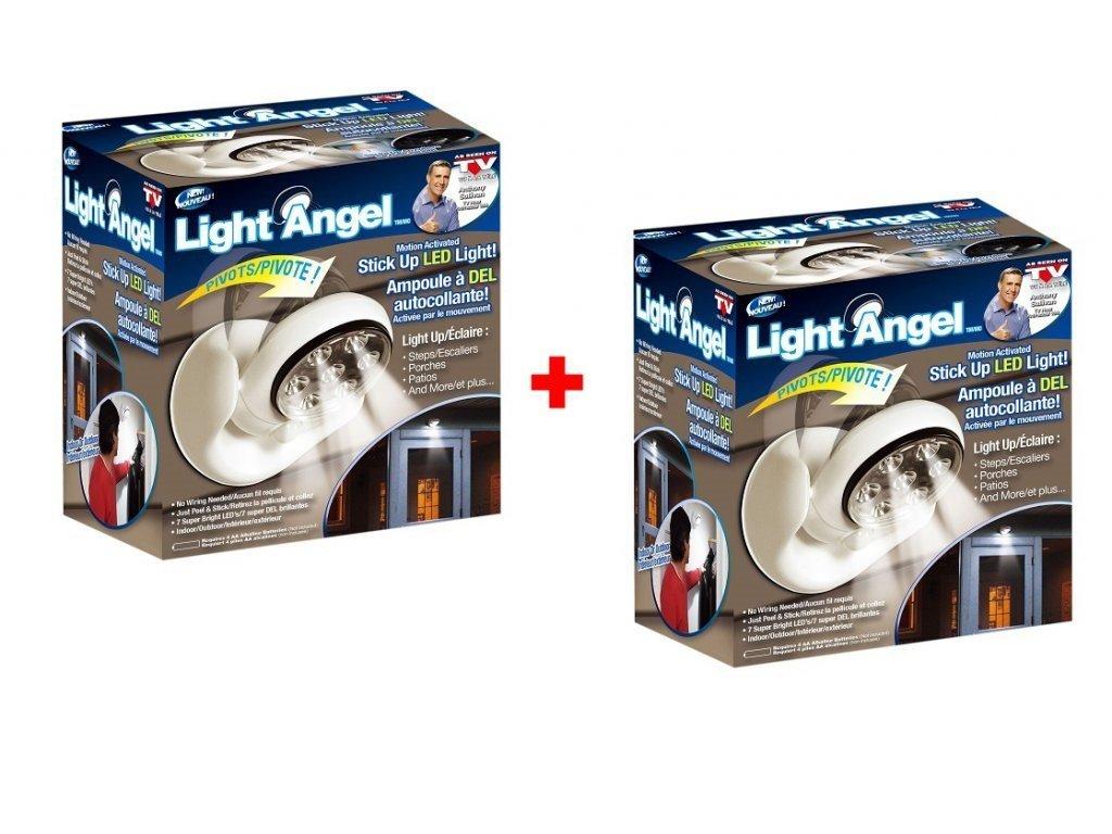 100775 6 100775 akce 1 1 bezdratove venkovni svetlo s cidlem light angel 1