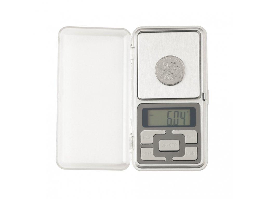 Digitální kapesní váha od 0,01g + baterie ZDARMA