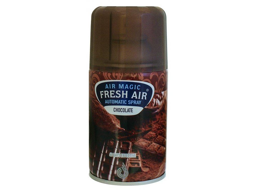 105068 osvezovac vzduchu fresh air 260ml cokolada