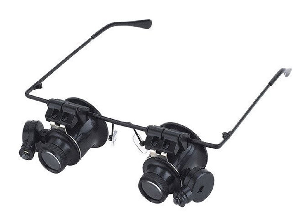 106679 eng pl magnifying glasses magnifier strong led 20x 15mm 370 1 3