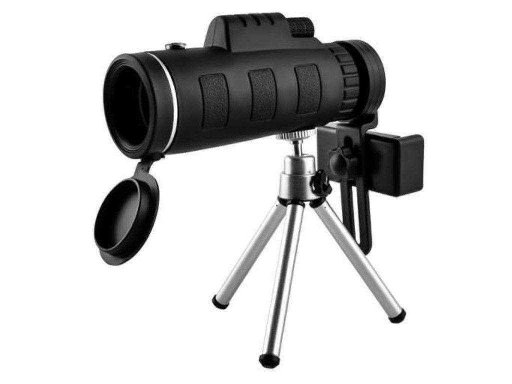 107399 teleskop na telefon se stativem zoom 50x