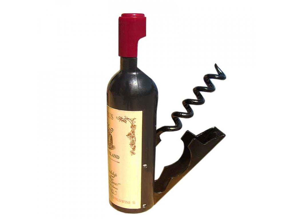 87141 1 vyvrtka otvirak na vino pivo 2v1