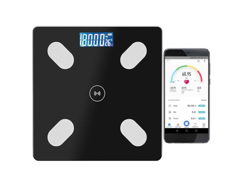 108456 analyticka osobni vaha bluetooth 180 kg