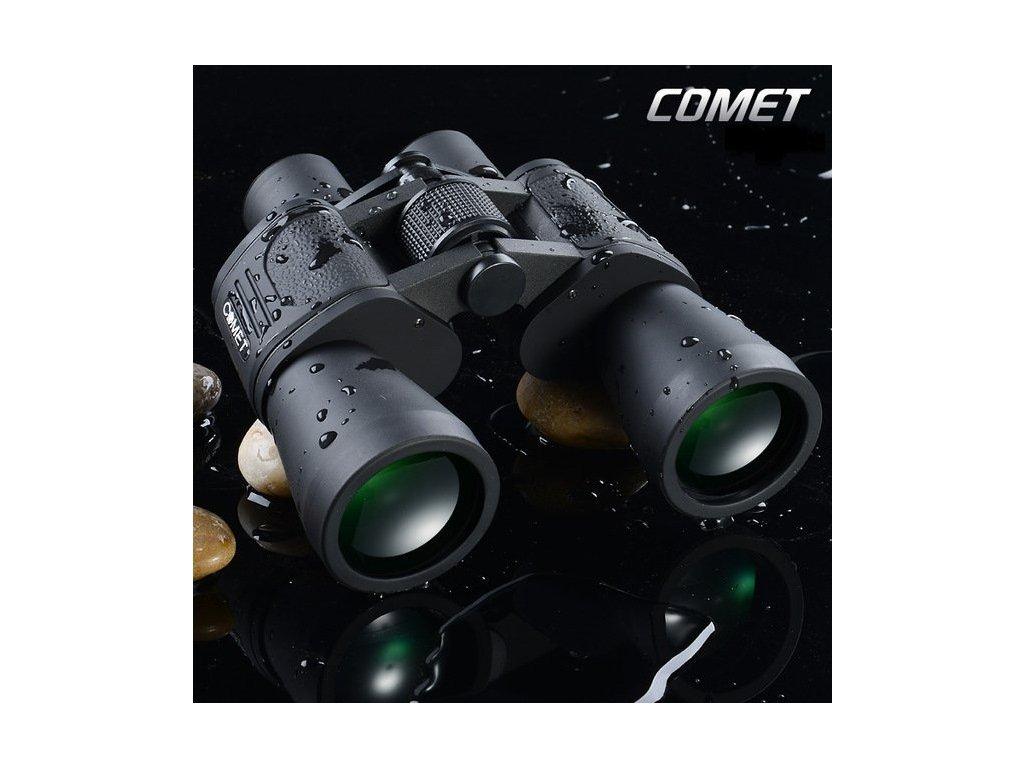 Dalekohled Binoculars Comet 20x50  + Příslušenství ZDARMA