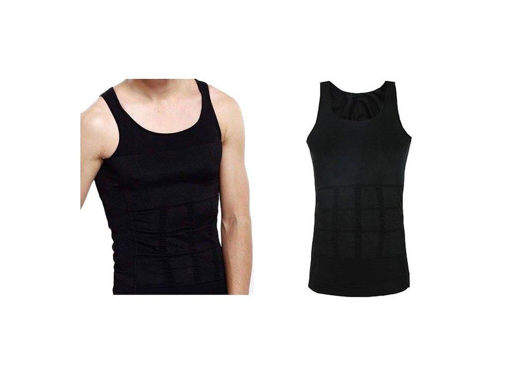 eng pl Mens Slimming T shirt Slim 1764 3 3