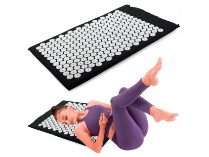 eng pl Health acupressure mat for pain stress with spikes 1530 6