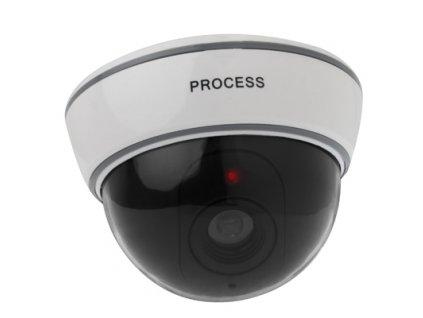 Realistická maketa kamery Dummy Camera s blikajícím světlem