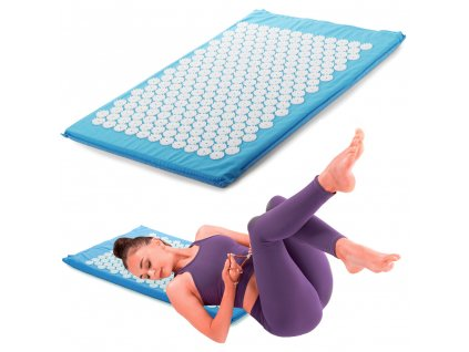 eng pl Health acupressure mat for pain stress with spikes 1528 1