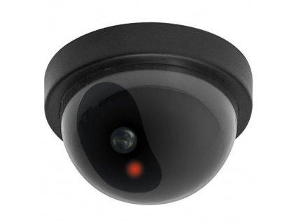 Realistická maketa kamery Security Camera černá