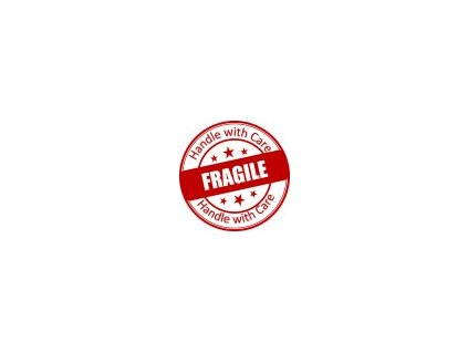 32351 341 3412530 fragile handle with care transparent
