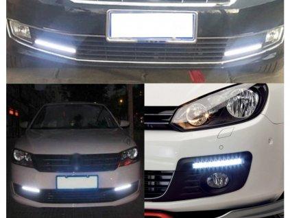 LED COB denní svícení Ultra Bright (Varianta 3)