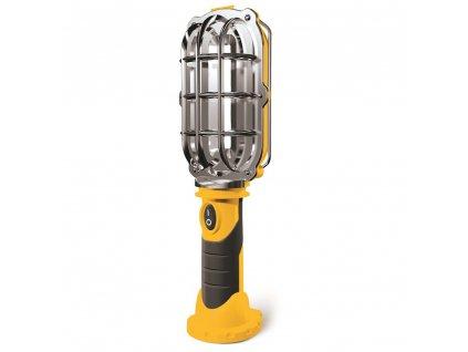 Ultra-jasné, bezdrátové, pracovní světlo poskytující 500 lumenů. Kompaktní, lehké a poskytuje světlo přesně tam, kde ho potřebujete. V horní částí má praktický hák na zavěšení a vespod je magnet který můžete přichytit na železný povrch.